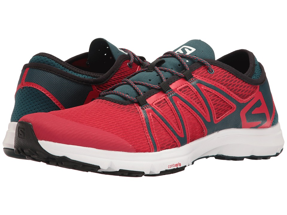 Salomon - Crossamphibian Swift (Barbados Cherry/Barbados Cherry/Reflecting Pond) Men's Shoes
