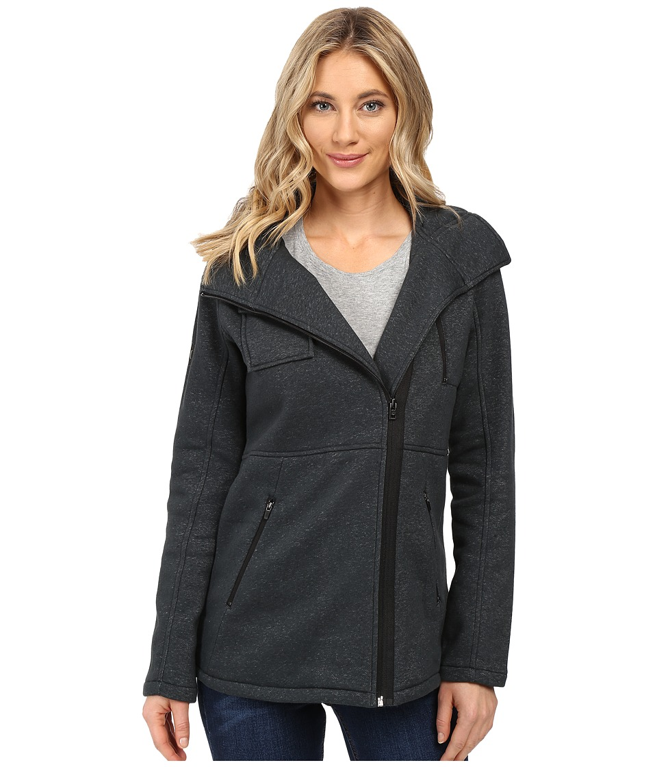 Hurley - Winchester Fleece (Heather Seaweed) Women's Coat