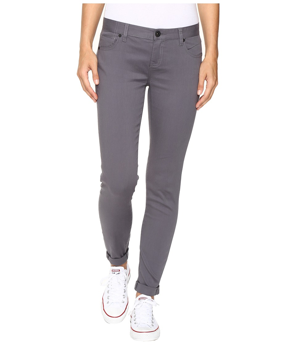 Hurley - Dri-FIT 81 Skinny Pants (Dark Grey) Women's Casual Pants