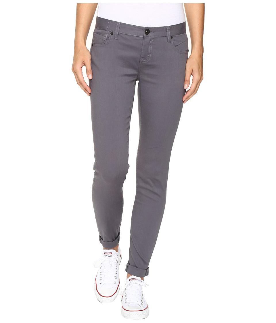 Hurley - Dri-FIT 81 Skinny Pants (Dark Grey) Women's Casual Pants
