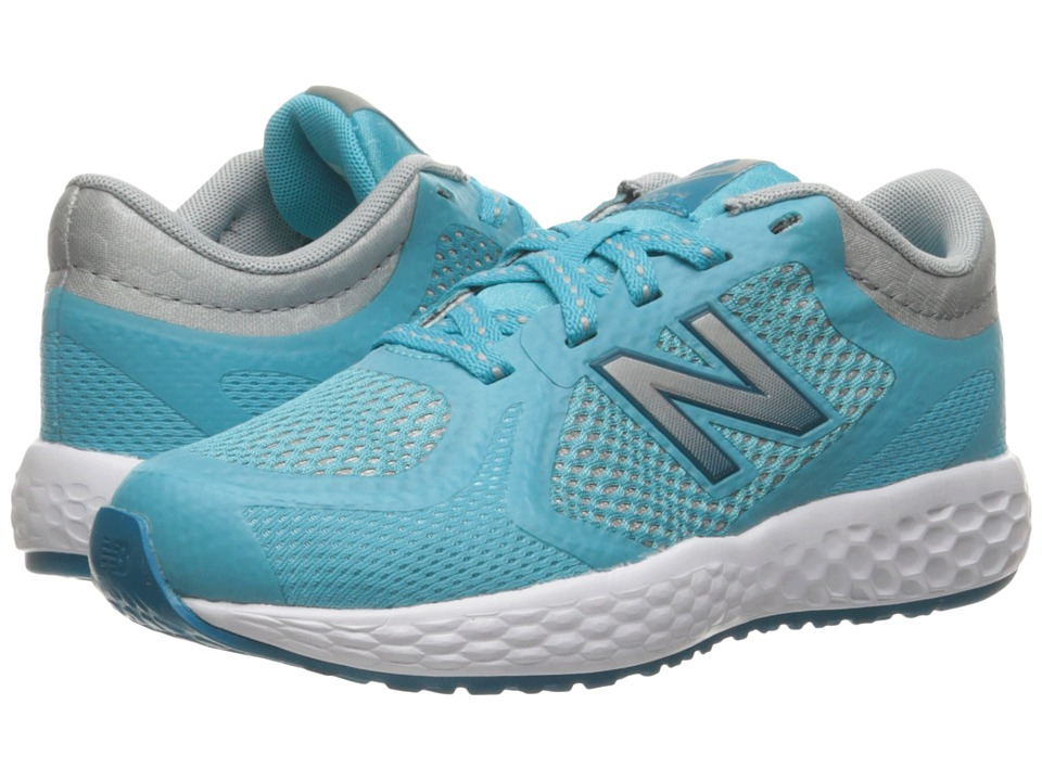 New Balance Kids - KJ720v4 (Little Kid/Big Kid) (Blue/Grey) Girls Shoes