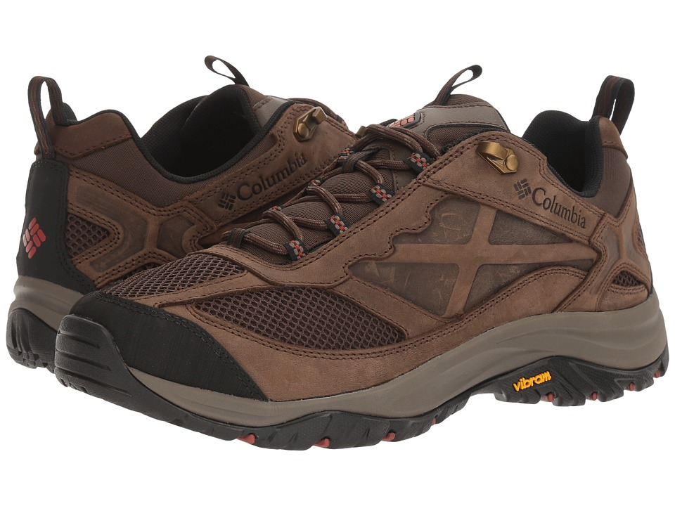 Columbia - Terrebonne (Cordovan/Rusty) Men's Shoes