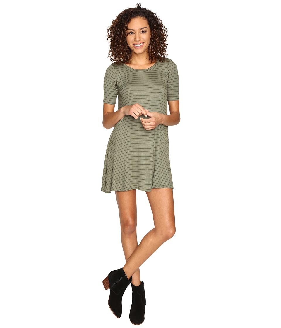 Billabong - Lost Heart Dress (Seagrass) Women's Dress