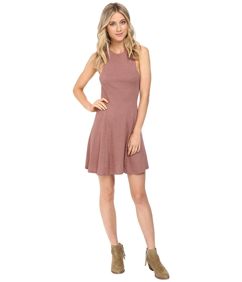 Billabong Dream On Dress (Ash Rose) Women