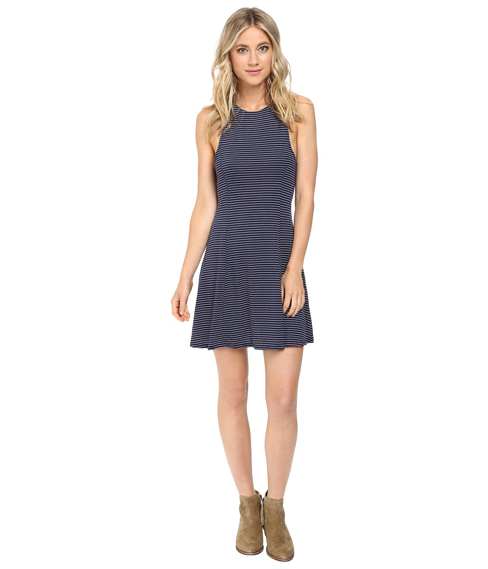 Billabong - Dream On Dress (Peacoat) Women's Dress