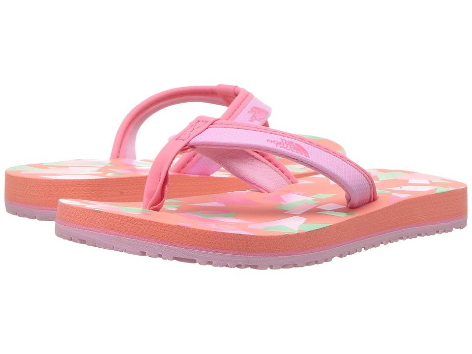 The North Face Kids Base Camp Mini (Toddler/Little Kid/Big Kid) (Lilac Sachet Pink/Pink Lemonade) Girls Shoes