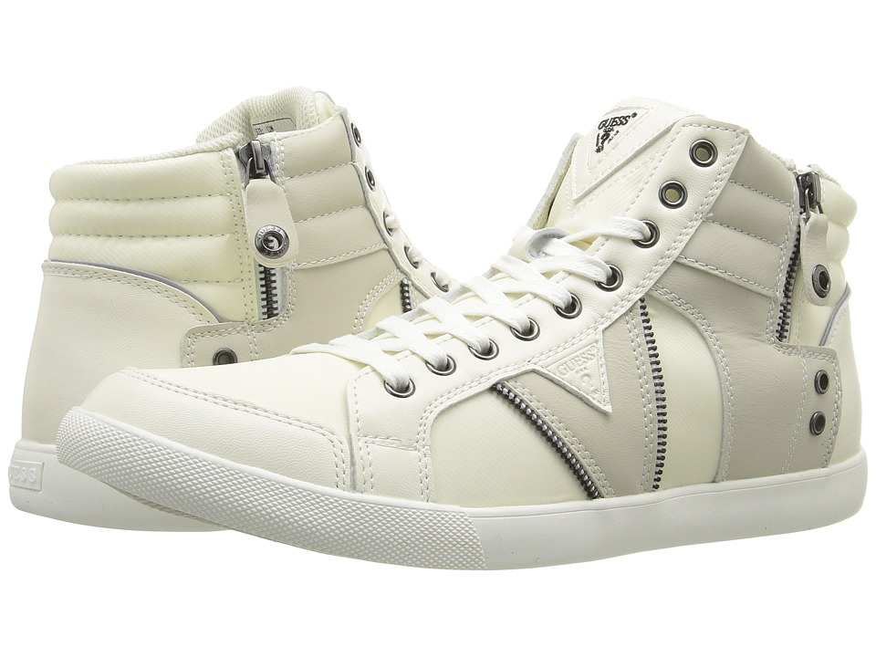 GUESS Jarlen (White) Men
