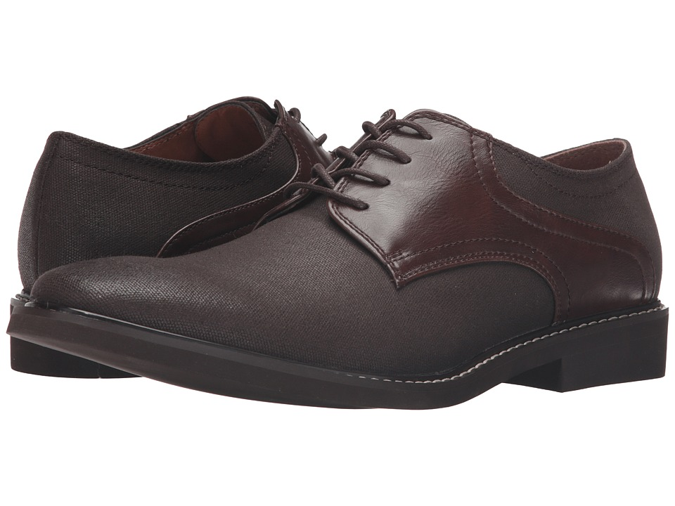 GUESS - Jessy (Brown) Men's Shoes