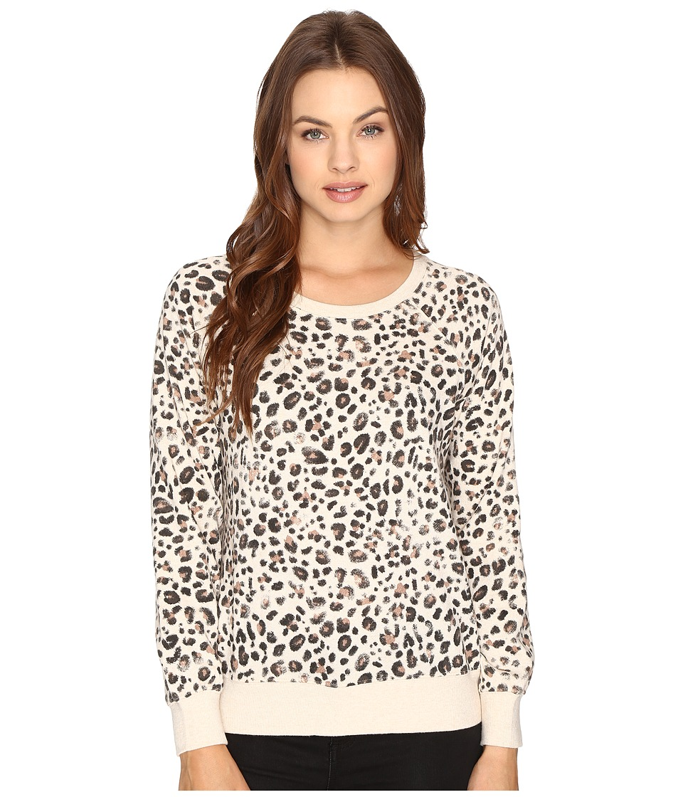 Billabong - Scenic Ride Pullover (Cheetah) Women's Long Sleeve Pullover