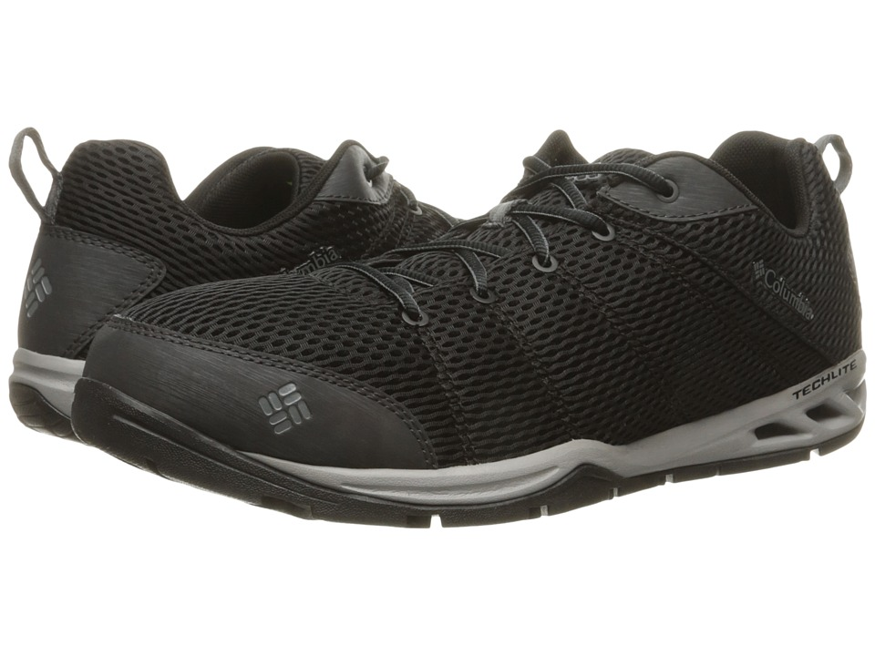 Columbia - Vent Fly (Black/Titanium MHW) Men's Shoes