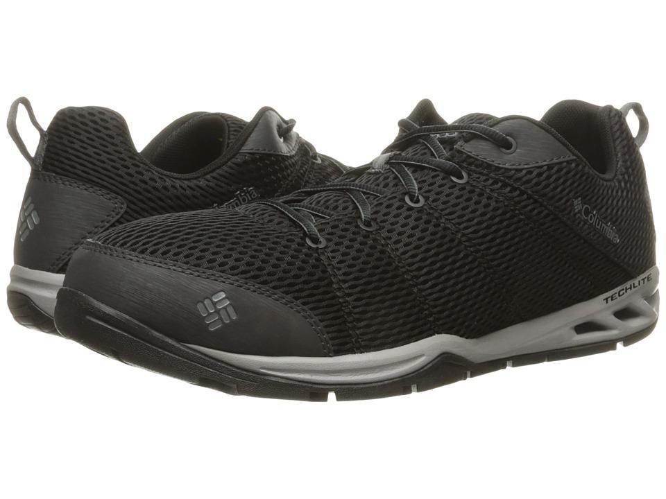 Columbia - Vent Fly (Black/Titanium MHW) Men's Shoes