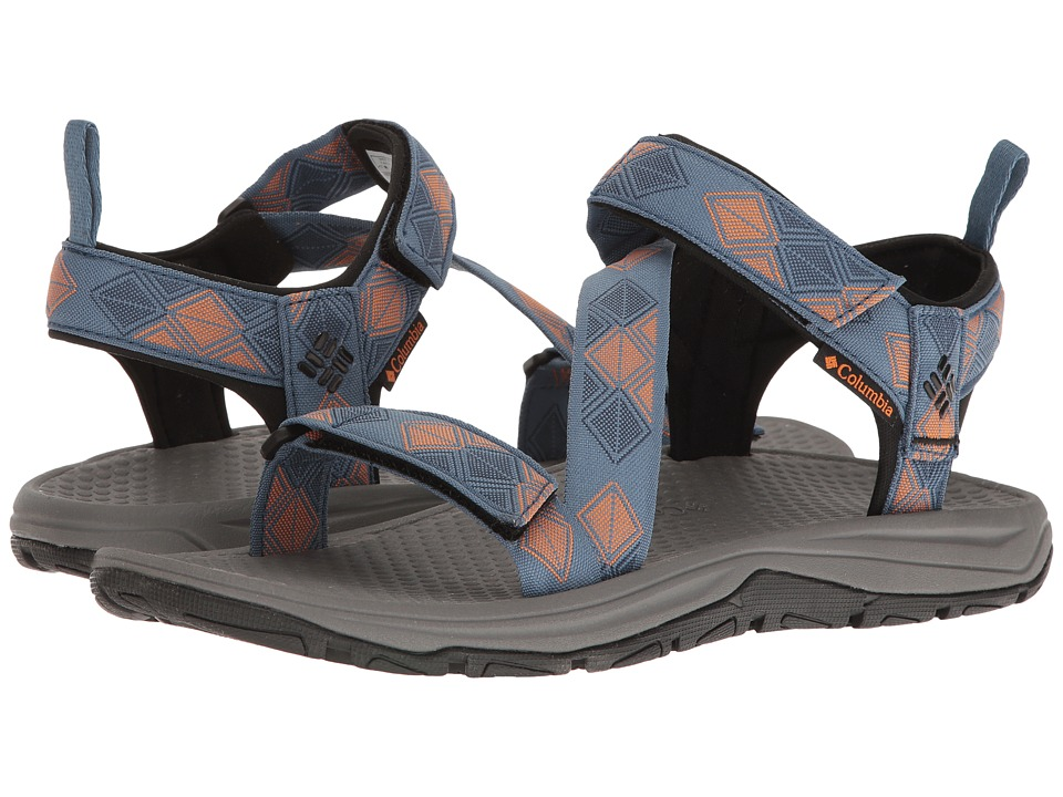 Columbia - Wave Train (Steel/Valencia) Men's Sandals
