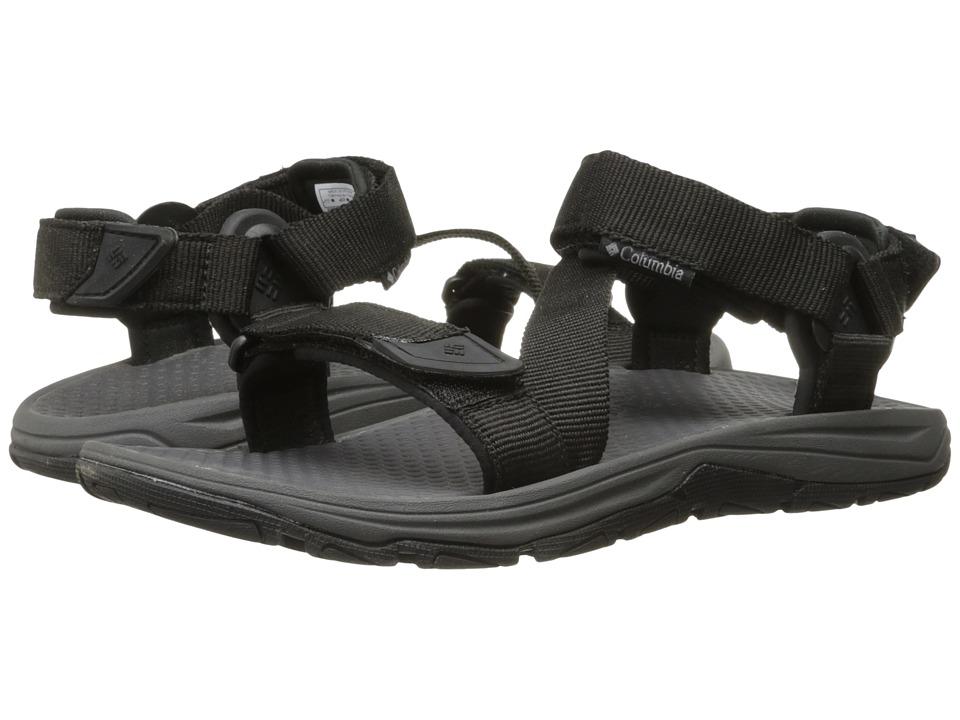 Columbia - Big Water (Black/City Grey) Men's Sandals
