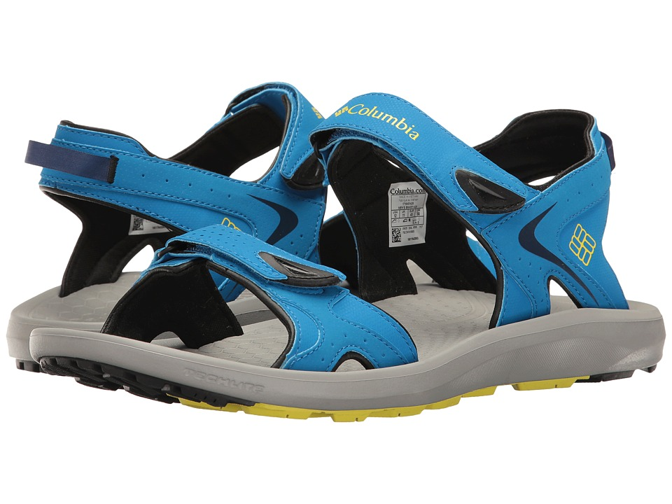 Columbia - Techsun (Blue Magic/Zour) Men's Shoes
