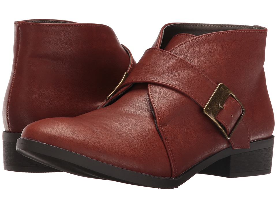 Michael Antonio - Pamn (Cognac) Women's Shoes