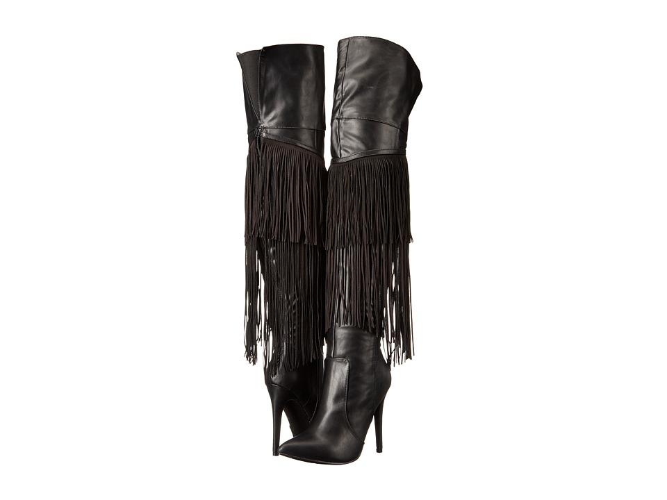 Michael Antonio - Worry (Black) Women's Shoes