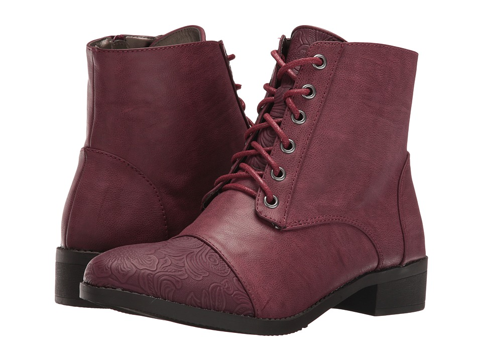 Michael Antonio - Donor (Burgundy) Women's Shoes