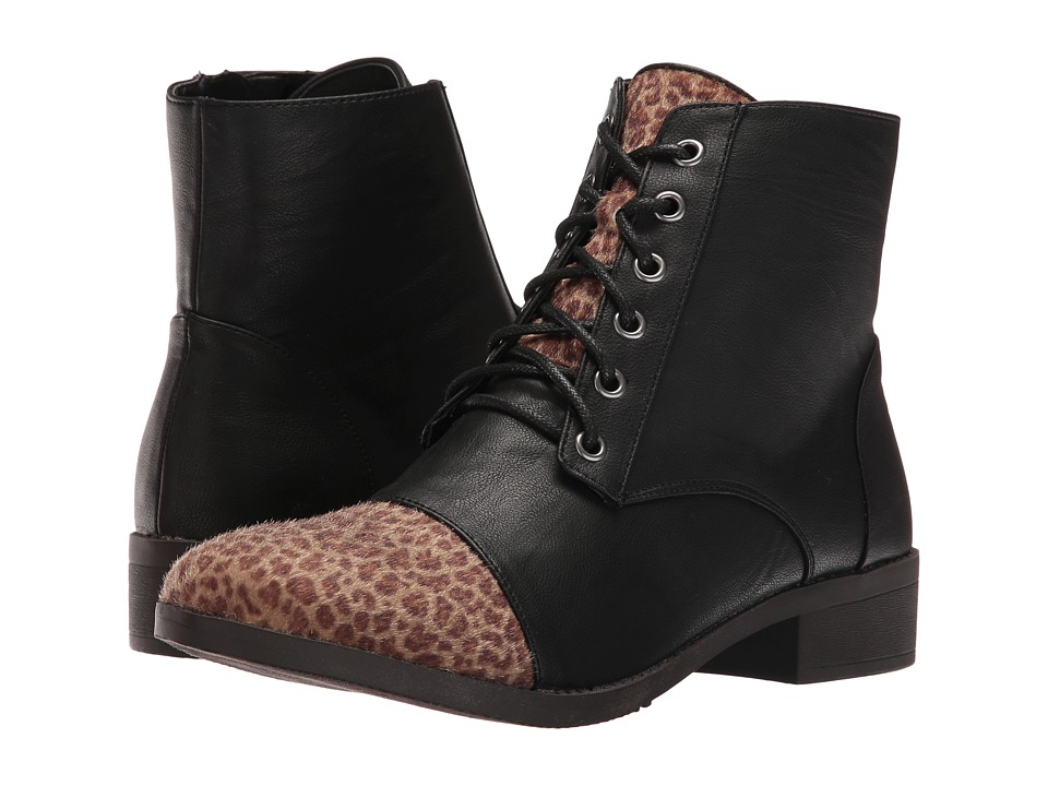 Michael Antonio Donor-Pony (Leopard) Women