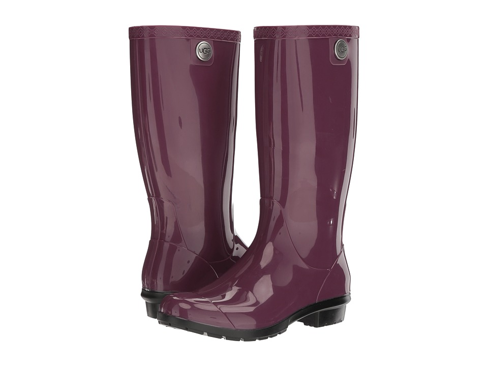 UGG - Shaye (Purple Passion) Women's Rain Boots