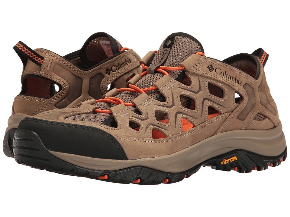 Columbia - Terrebonne Sandal (Khaki MHW/Heatwave) Men's Sandals