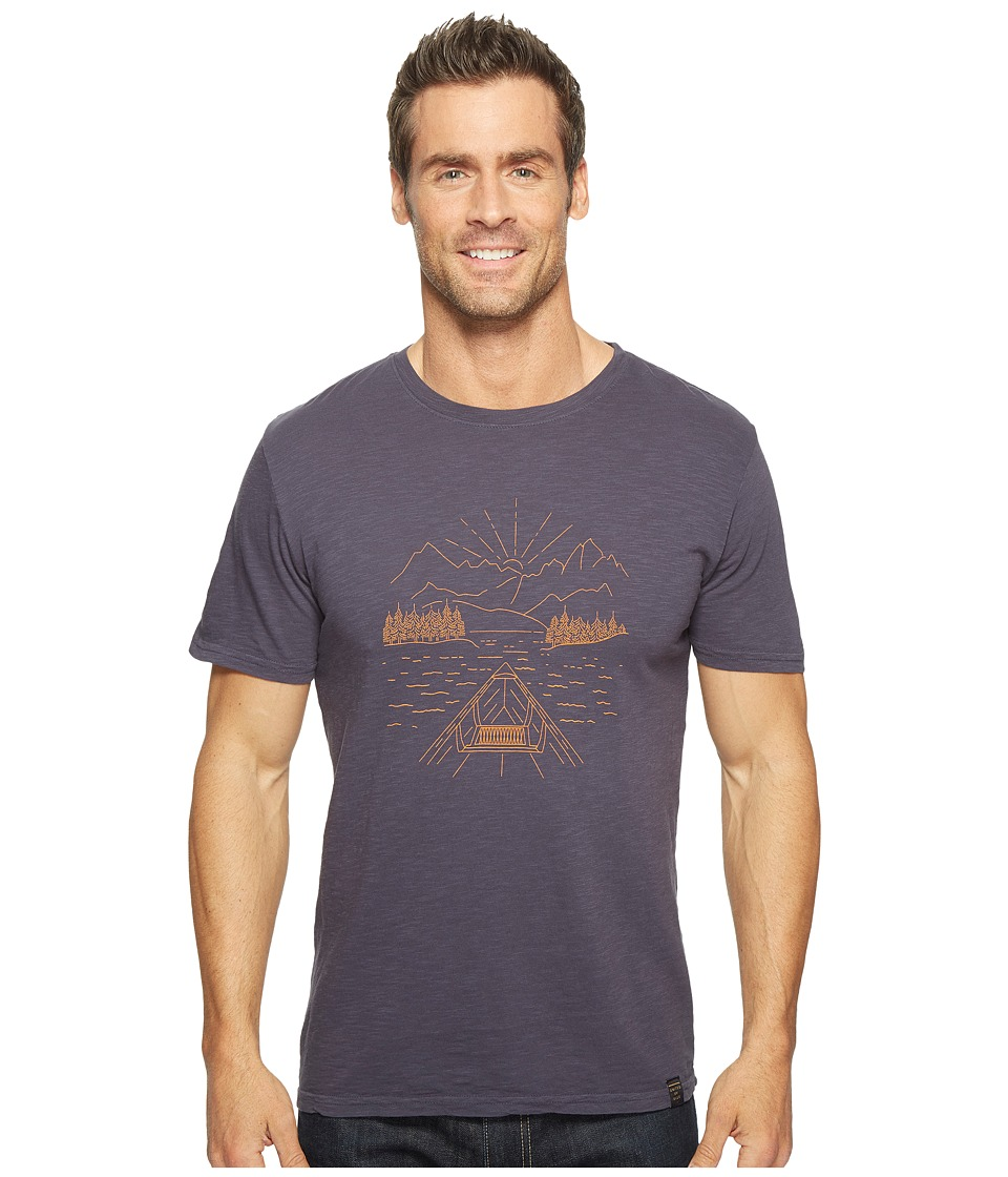 United By Blue - Canoe (Navy) Men's Clothing