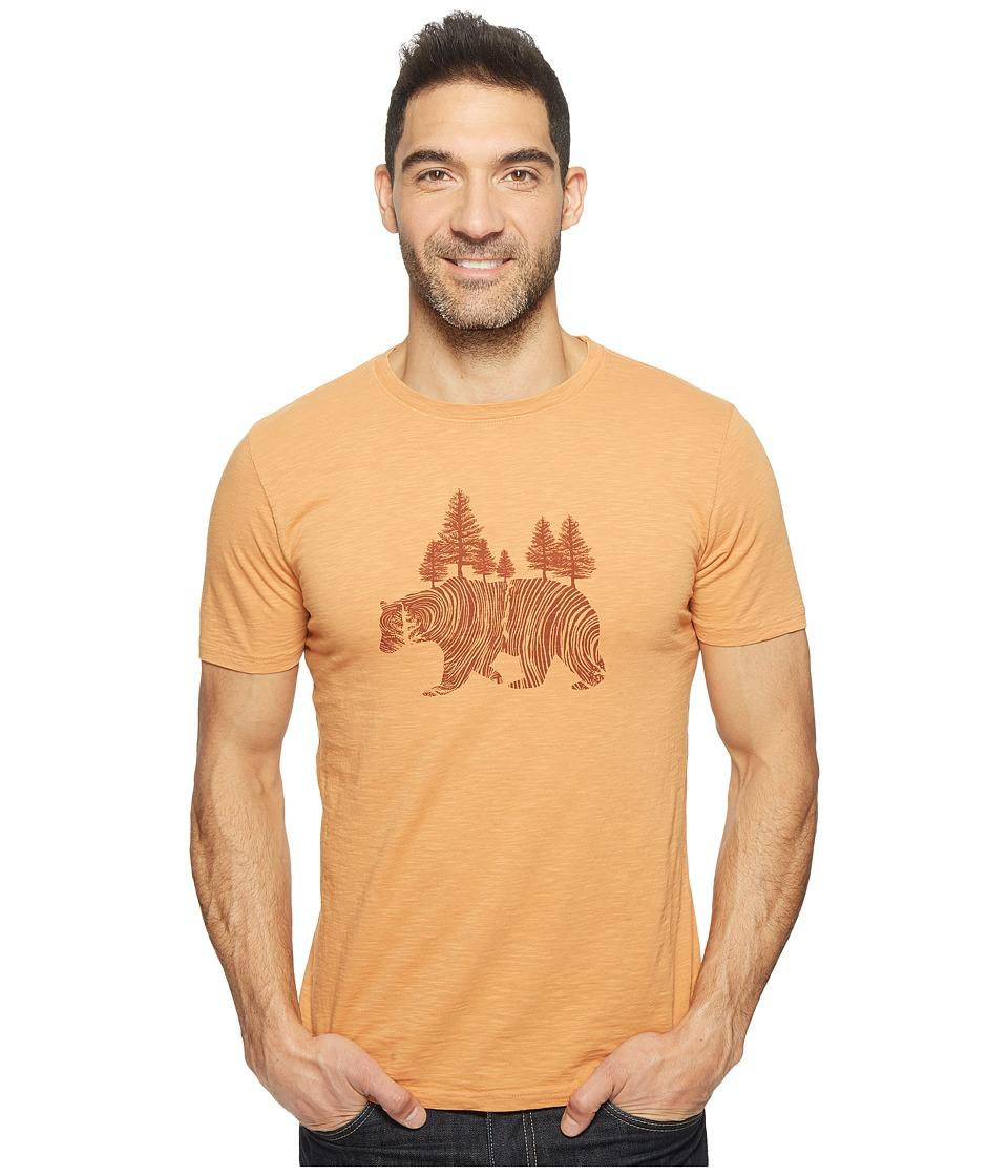 United By Blue - Pine Bear (Oak) Men's Clothing