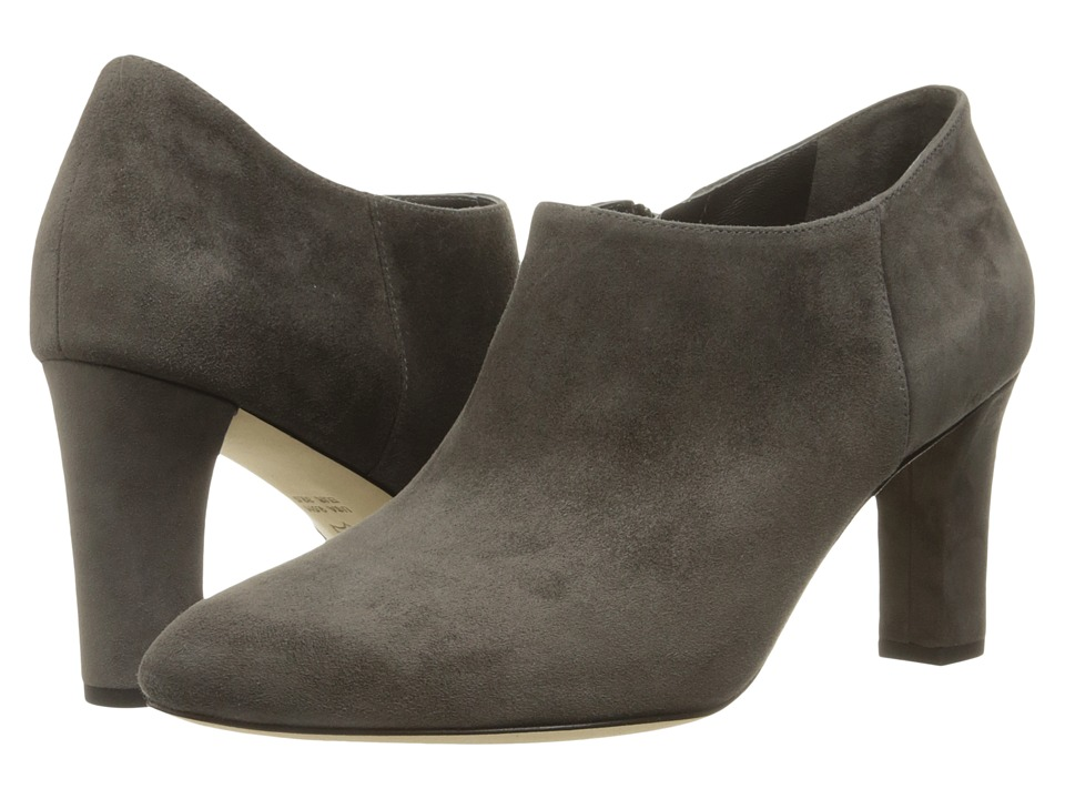Via Spiga - Padma (Steel Kid Suede Leather) Women's Boots