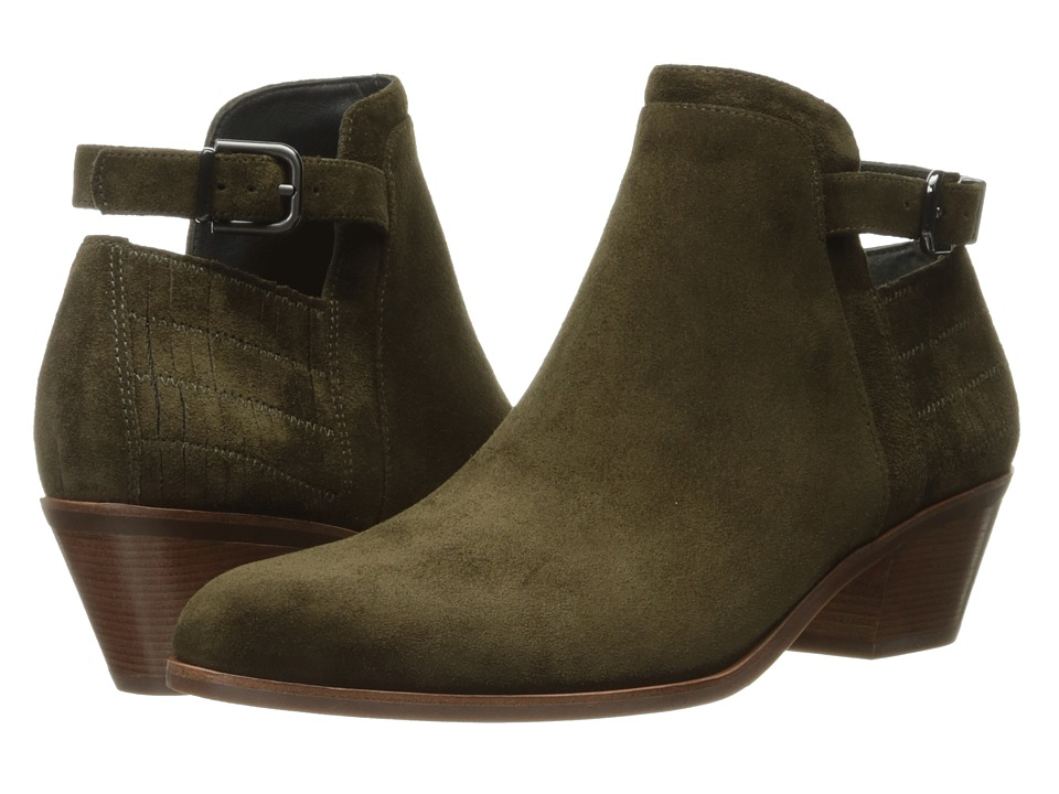 Via Spiga - Caryn (Military Coco Sport Suede) Women's Boots