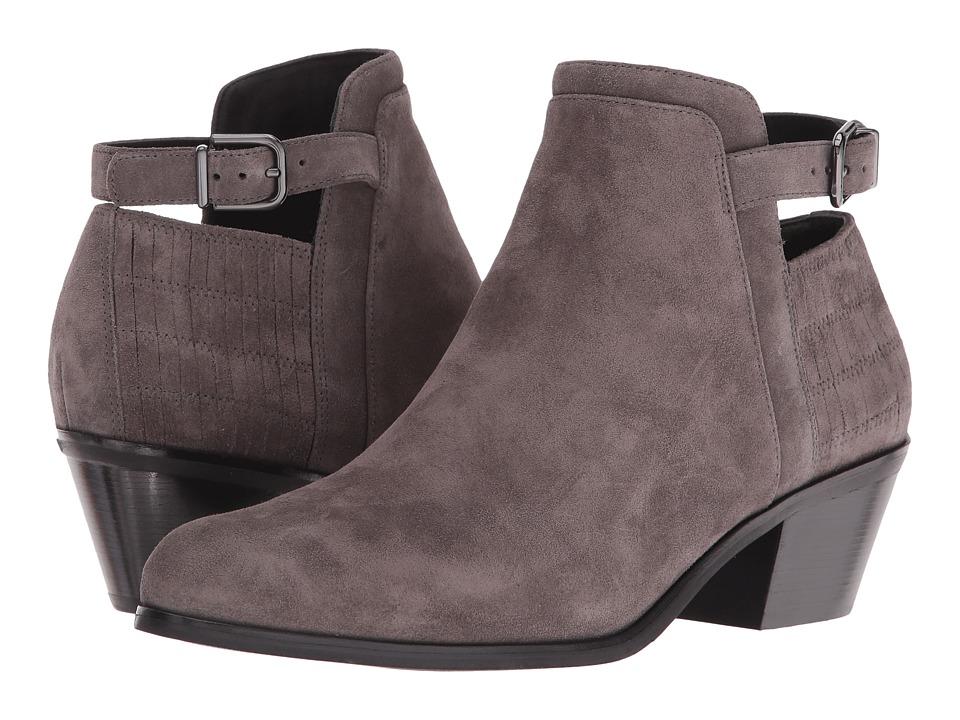Via Spiga - Caryn (Steel Coco Sport Suede) Women's Boots