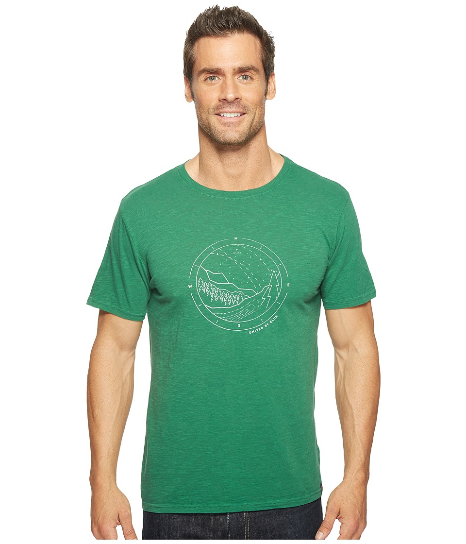 United By Blue - Polaris (Forest) Men's Clothing