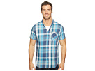 By United By United Blue Kintyre Plaid Plaid Kintyre Blue SwaXII