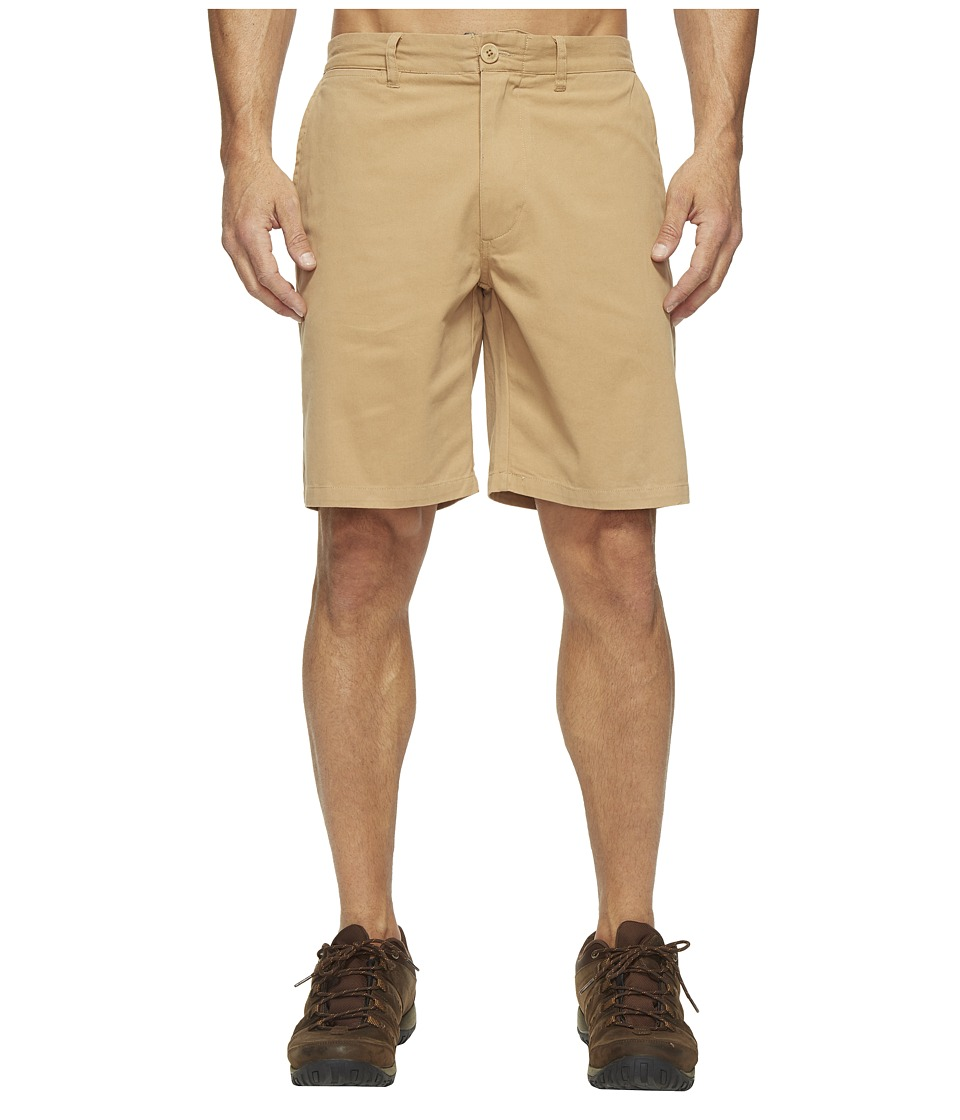 United By Blue - Holston Shorts (Tan) Men's Shorts