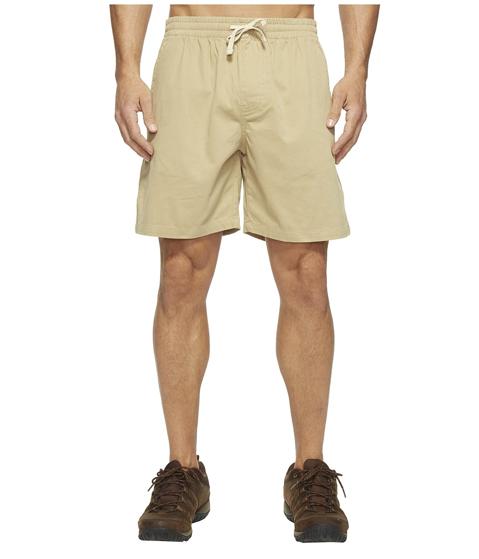 United By Blue - Spence Shorts (Tan) Men's Shorts