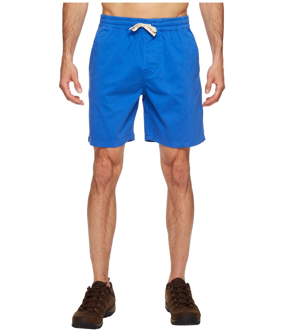 United By Blue - Spence Shorts (Blue) Men's Shorts