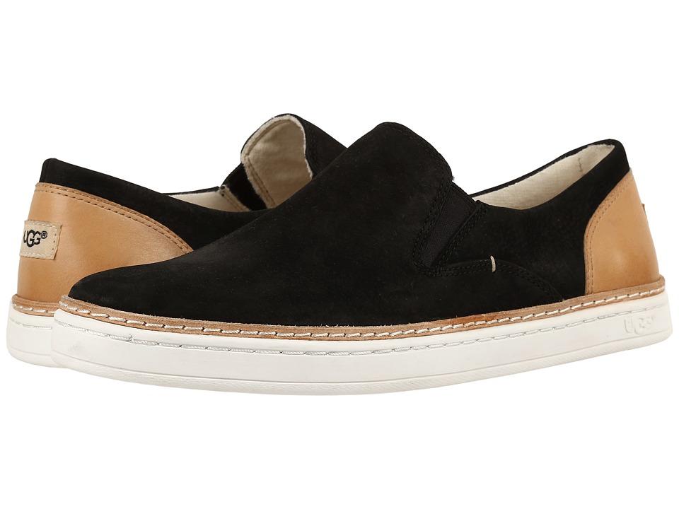 UGG - Adley (Black) Women's Flat Shoes
