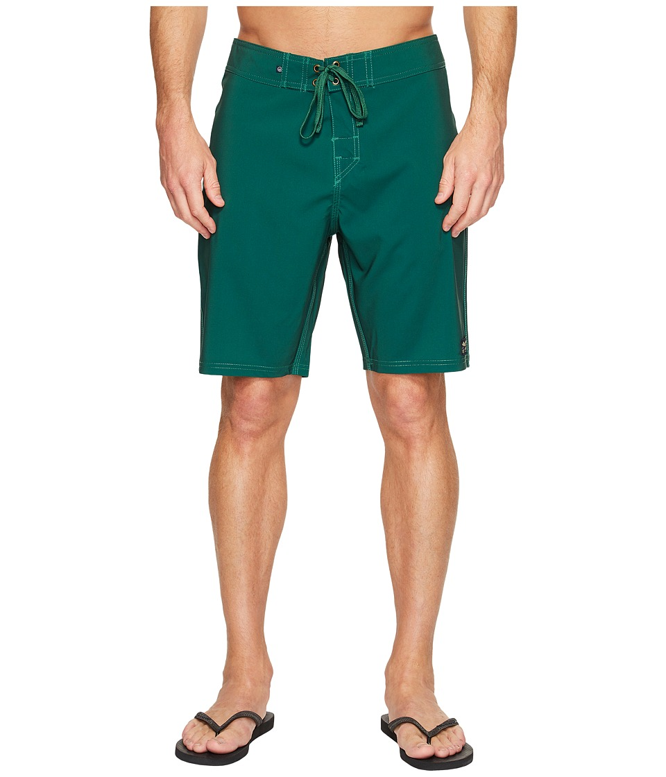 United By Blue Classic Boardshorts (Green) Men