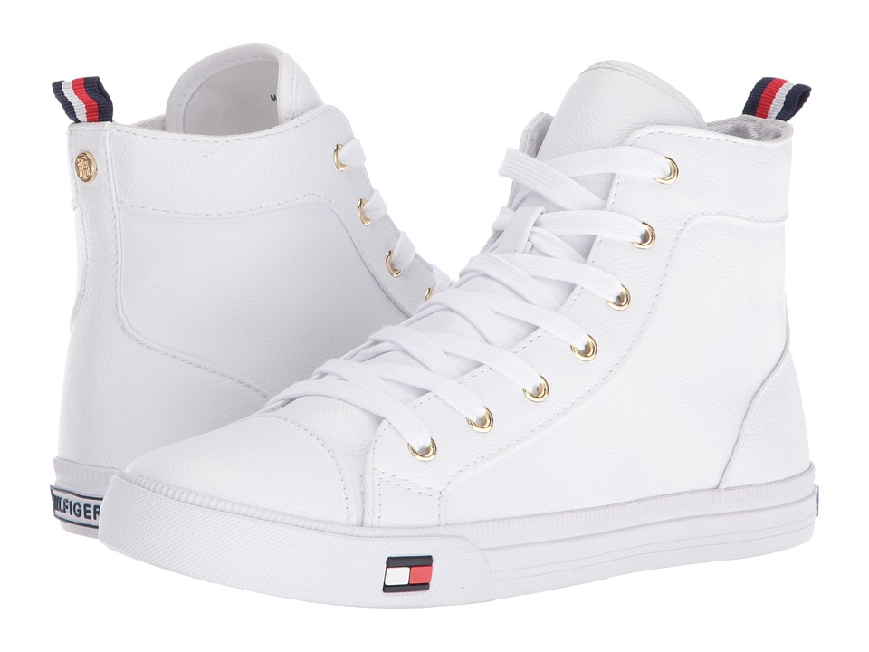 Tommy Hilfiger - Lassie 2 (White) Women's Shoes