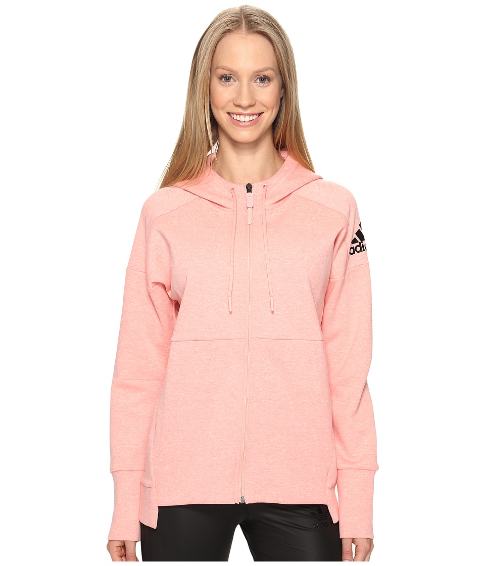 adidas - Stadium Hoodie (Still Breeze) Women's Sweatshirt