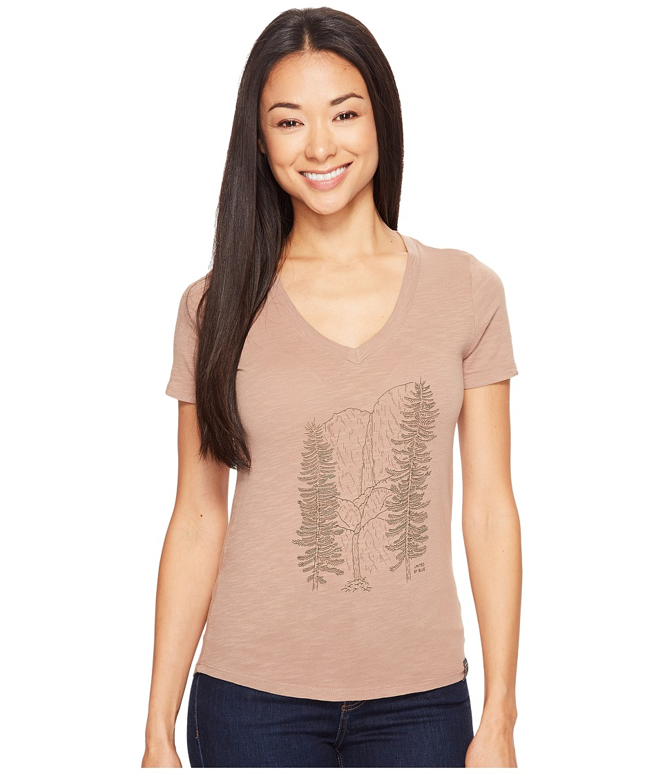 United By Blue - Waterfall (Tan) Women's Clothing