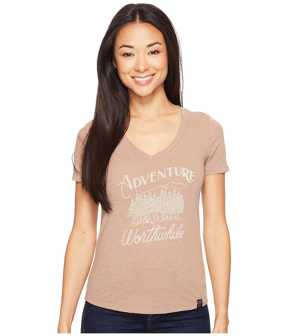 United By Blue - Adventure (Tan) Women's Clothing
