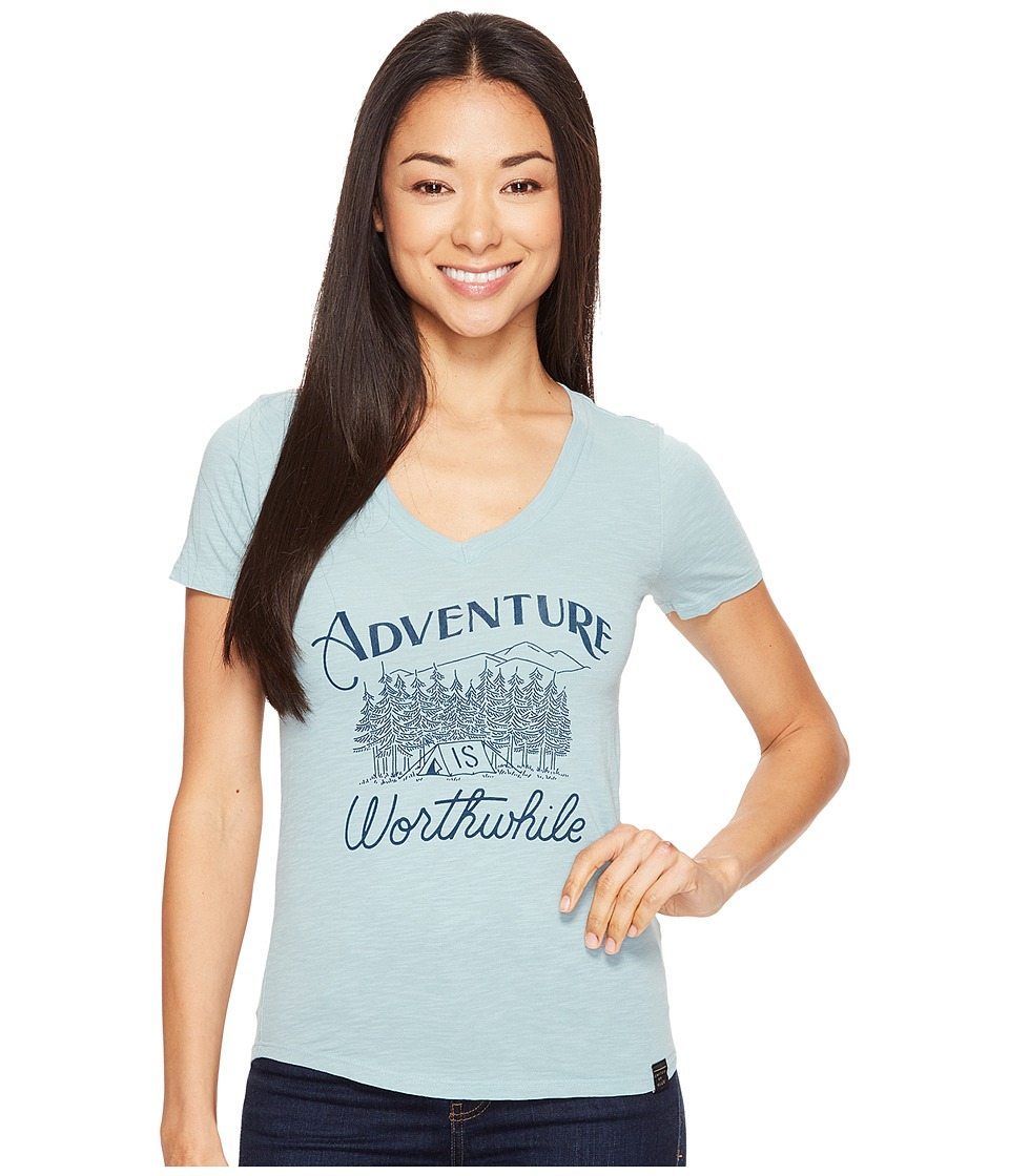 United By Blue - Adventure (Teal) Women's Clothing