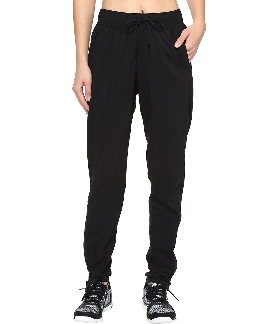 adidas - Sport ID Pants (Black) Women's Casual Pants