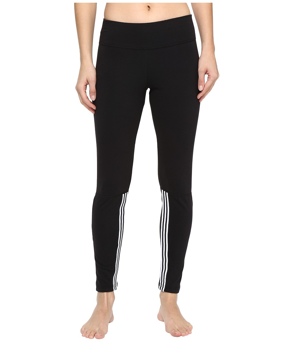 adidas - Comfort Leggings (Black) Women's Casual Pants