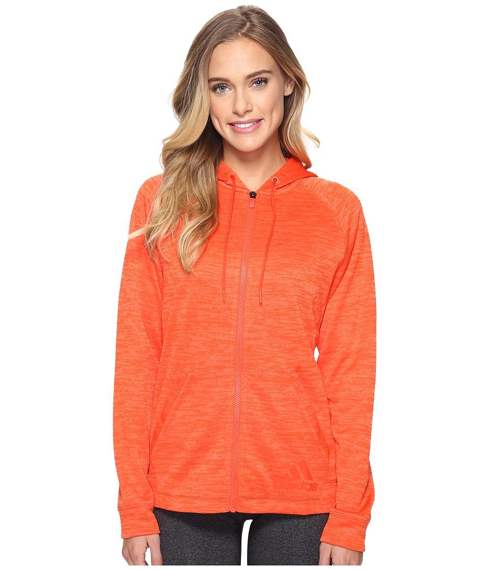 adidas - Sport-2-Street Hoodie (Energy S17) Women's Sweatshirt