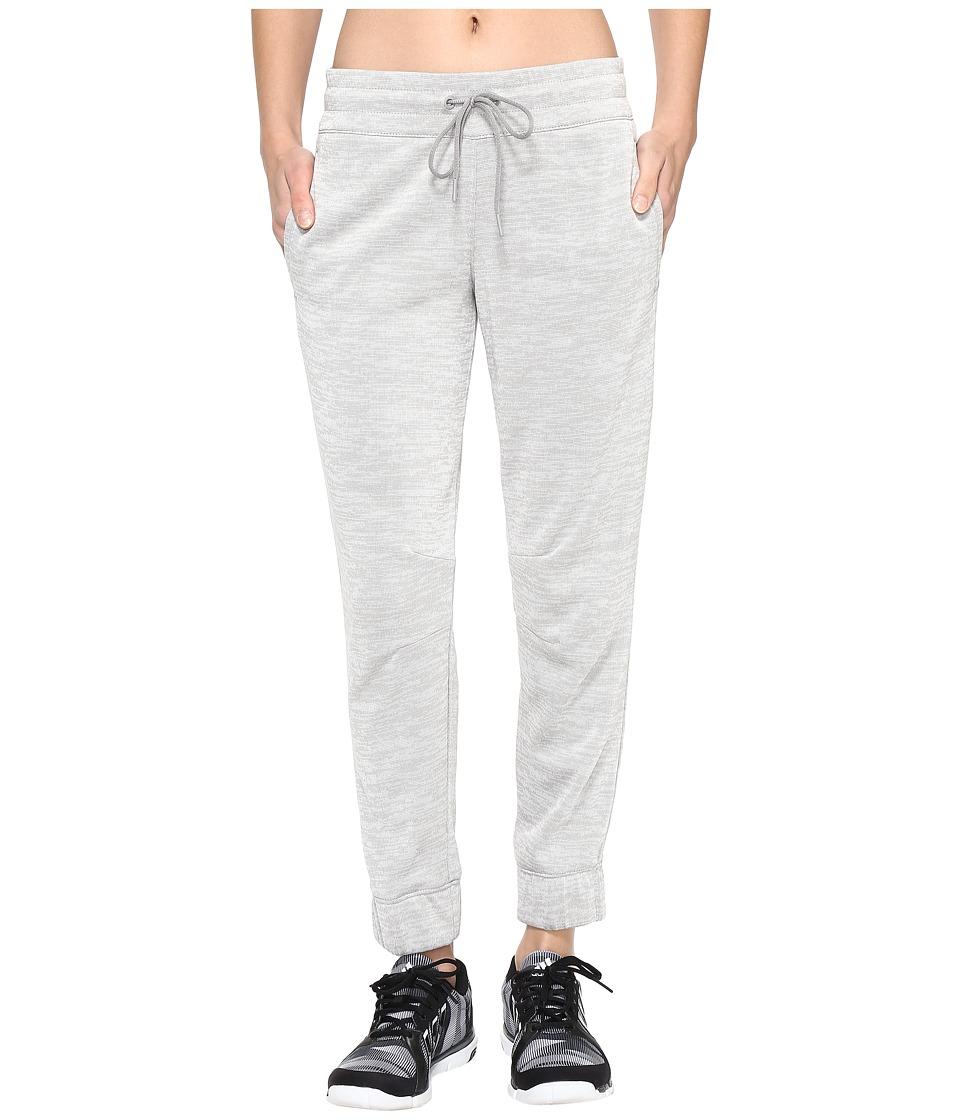 adidas - Sport-2-Street 7/8 Pants (Medium Grey Heather) Women's Casual Pants