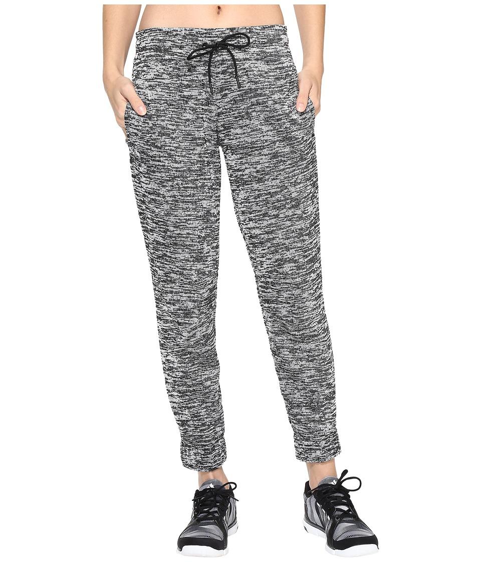 adidas - Sport-2-Street 7/8 Pants (Black) Women's Casual Pants