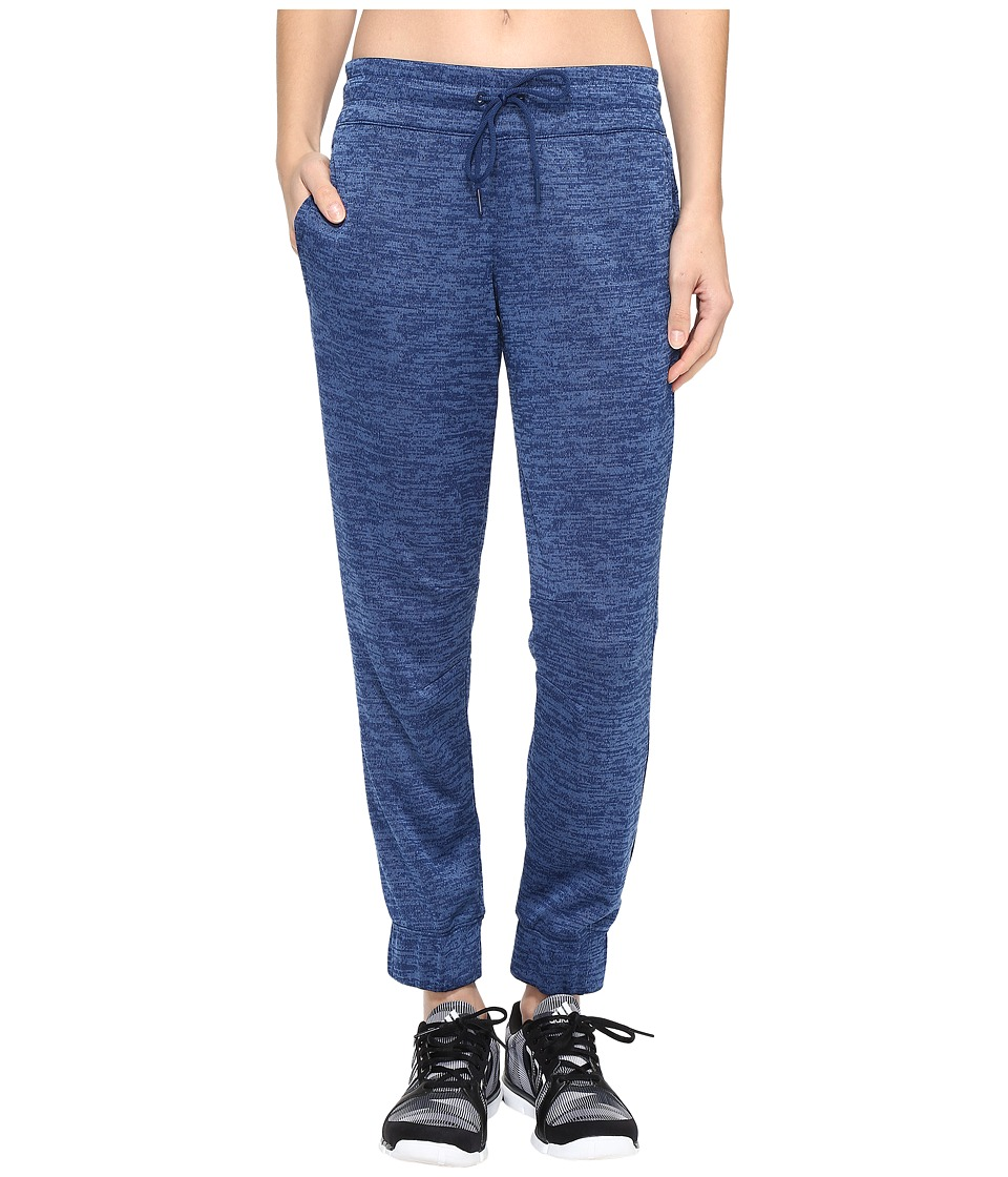 adidas - Sport-2-Street 7/8 Pants (Mystery Blue S17) Women's Casual Pants