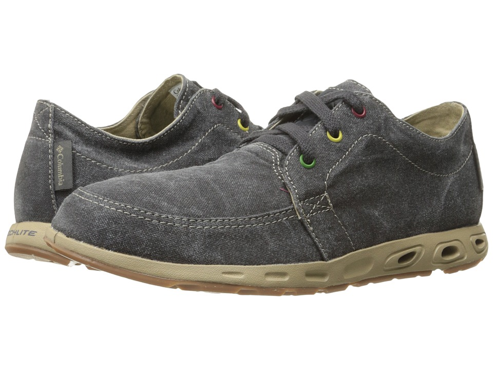 Columbia - Sunvent II (Shark/Palm) Men's Shoes