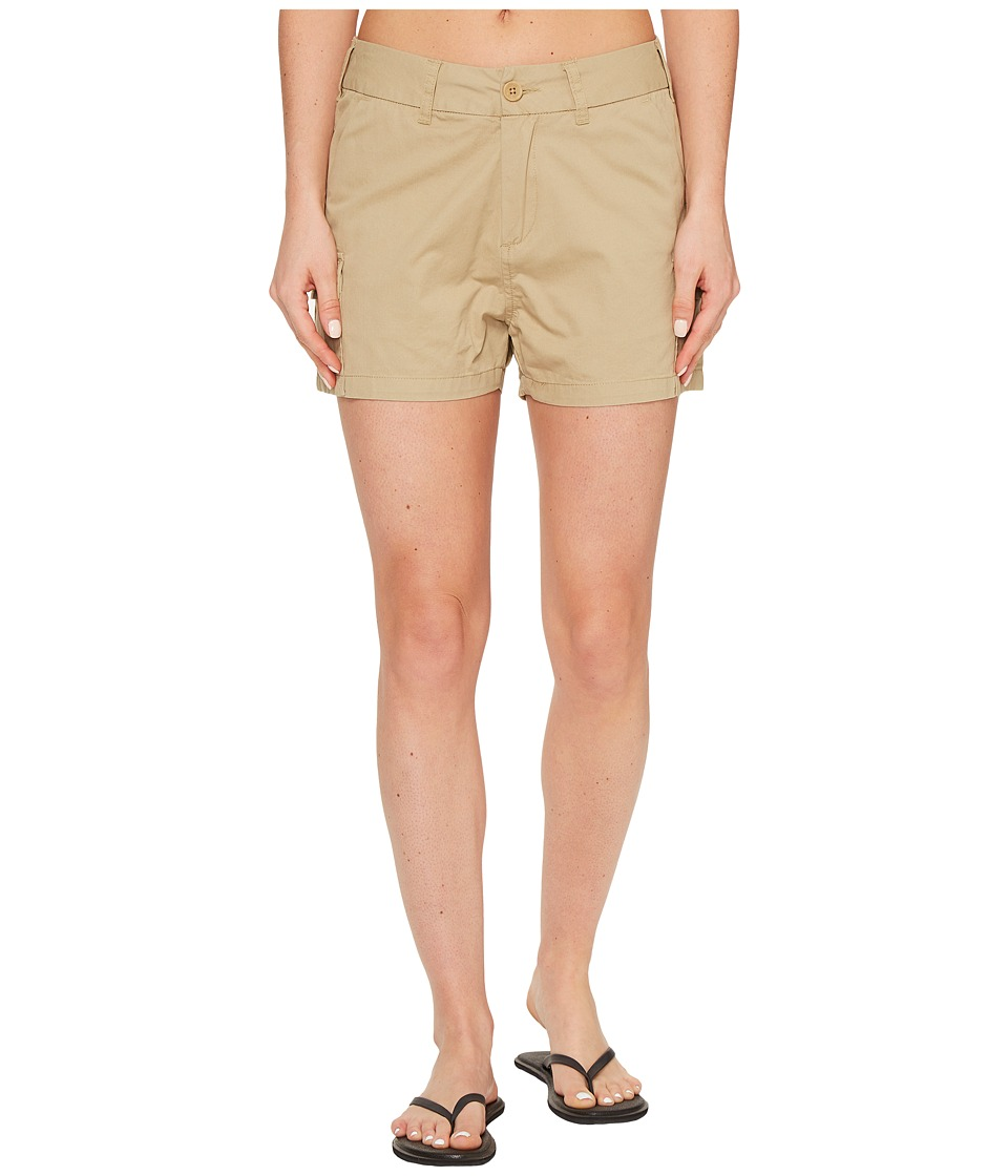 United By Blue - Roan Shorts (Tan) Women's Shorts