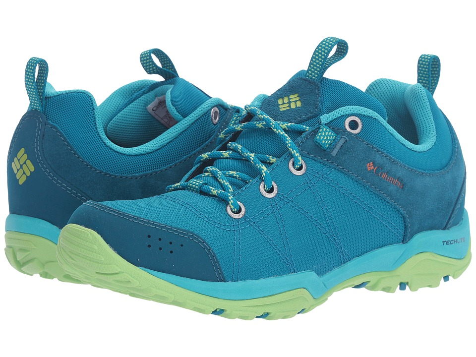 Columbia - Fire Venture Textile (Sea Level/Valencia) Women's Shoes